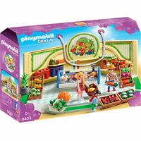 PLAYMOBIL 9403 City Life Grocery Shop with Fridge Counter