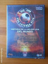 DVD HISTORIA DE LA MEJOR LIGA DEL MUNDO 7 - 1966-1969 - RECITAL DEL MADRID YE-YE
