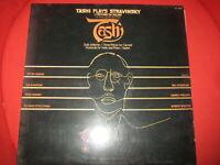 33 GIRI LP DISCO TASHI STRAVINSKY - L'HISTOIRE DU SOLDAT -1978 - VINTAGE