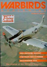 WARBIRDS WORLDWIDE 24 RAAF COMMONWEALTH BOOMERANG_WW2 JG54 Bf109_F8F_AD-1 VNAF
