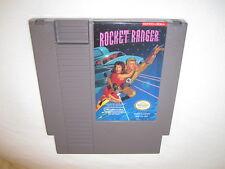Rocket Ranger (Nintendo NES) Game Cartridge Excellent
