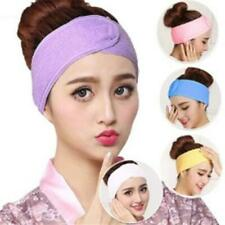 SPA Facial Headband Bath Makeup Hair Band Headbands for Face Washing Soft Towel