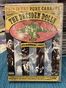 NEW DVD: The Dresden Dolls Live at the Roundhouse London