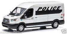Greenlight 1/43 Police Prisoner Transport 2015 Ford Transit Van