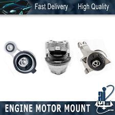 3PCS Anchor-Engine Auto Transmission Mount Kit For 2009 FORD FLEX V6 3.5L