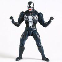 Spider Man Venom PVC Action Figure Toy Collection Gift Comic Version Spiderman