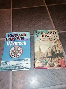 Bernard Cornwell reading books novels selection collection