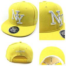 Niños CAP NY ajustable Gorras De Béisbol Gorra Unisex New York Toxic Niñas Niños