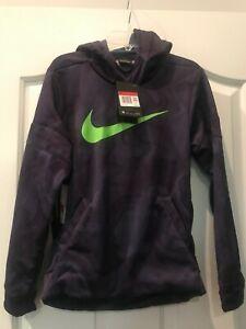 Nike Dri-Fit Boys Hoodie - sz L - NWT - Free Shipping