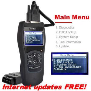 For MERCEDES BENZ Car Diagnostic PRO CANBUS Scanner Code Reader Fault Tool OBD2