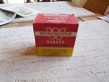 Winchester Ranger Shotgun Shell Box, empty, [A]