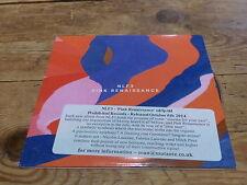 NLF3 - PINK RENAISSANCE  !!!!!!RARE CD PROMO!!!!!!!!!
