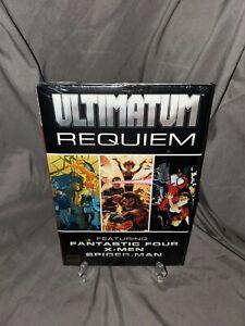Ultimatum Requiem Premiere HC GN Marvel Brian Bendis Mark Bagley hardcover