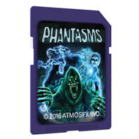 AtmosFearFX Phantasms Halloween Digital Decoration SD Card