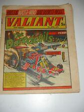 VALIANT comic 12th April 1975