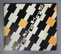 Memphis Milano 1981-1988 exhibition catalogue good catalogue of products