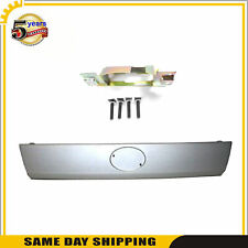 Tailgate Back Handle & Metal Bracket  For Scion tC 2005-2010 Silver 1F7