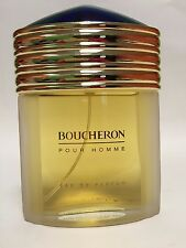 BOUCHERON By Boucheron FOR MEN EDP Spray 3.3 OZ 100 ML NEW W/CAP AS SHOWN