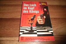 C.H. Guenter -- MISTER DYNAMIT # 348  // das LOCH im KOPF des KÖNIGS // 1968