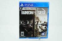 Tom Clancy's Rainbow Six Siege: Playstation 4 [Brand New] PS4