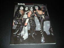 KISS Revenge Is Sweet an illustrated biography by Joe Stevens 1997