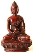 Amitabha Buddha Statua resin 11,5 cm-lavoro manuale nel Nepal-ARTIGIANATO