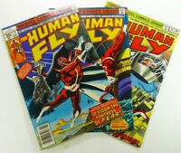 MARVEL Comics HUMAN FLY (1977) #3 9 14 Bronze Age LOT Ships FREE!