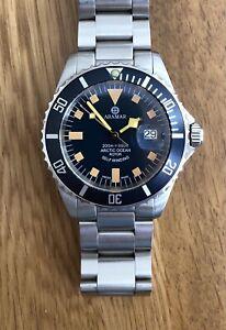 Aramar Arctic Ocean Automatic Swiss ETA 2824-2 Wristwatch