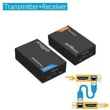 gofanco HDMI Extender over CAT5e/6 1080p - 165ft (50m) (HDExt)
