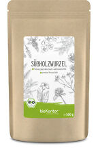 BIO Süßholzwurzel | Süßholzwurzeltee 500g - 100% naürlich | bioKontor