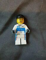 Lego 2x Minifig Utensil Paddle Sro Reinforced White//White 87585 New