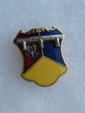 Authentic Us Army 66th Armor Regiment Di Dui Unit Crest Insignia Nh