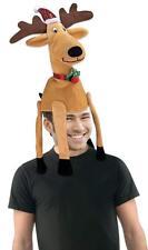 Forum Novelties Men's Novelty Reindeer Hat FN-73878