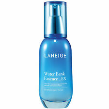 Laneige Korea Water Bank Essence EX Serum (60ml/2oz) MISSING CAP, New