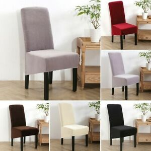 Dining Chair Cover Wedding Home Display Replacement Accessories Kitchen