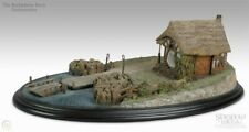 Sideshow Weta Lord Of The Rings Bucklebury Ferry Lotr Environment #0300/2000