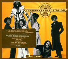 The Jam: The Larry Graham & Graham Central Station Anthology CD 2 discs (2001)