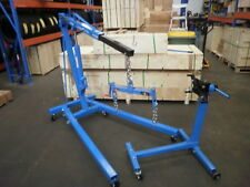 ENGINE CRANE 2 TON & 450 KG ENG STAND & LOAD LEVELLER, COMBO #1 Part No. = A5201