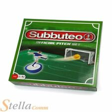 Subbuteo Pitch Set Luxury Baize Goals Corner Flags & Balls