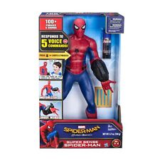 "Marvel Spider-Man Homecoming Super Sense 24"" Interactive Action Figure New"