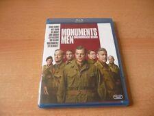 Blu Ray Monuments Men - Ungewöhnliche Helden - 2014 - George Clooney