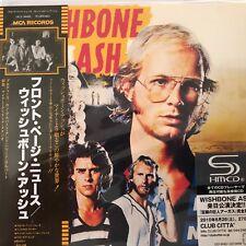 Front Page News by Wishbone Ash (SHM-CD. jp mini LP),2010, UICY-94493