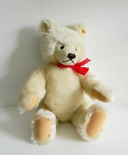 Steiff large white bear number 0203/51  circa 1983  FREE SHIPPING