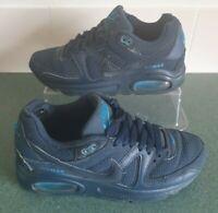 NIKE AIR MAX COMMAND - UK 4 EUR 33 BLUE/BLUE