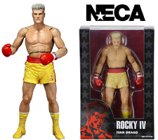 Action Figure Ivan Drago yellow trunks serie 2 40th Anni. Rocky IV 7-Inch Neca