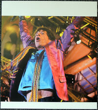 THE ROLLING STONES POSTER PAGE 2003 TWICKENHAM CONCERT MICK JAGGER . Y107