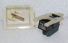 Cellule occasion Shure M91 MG-D pour platines Dual + diamant elliptique neuf