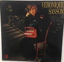 VERONIQUE SANSON Self Titled S/T VG+ LP Elektra 1972 Chanson Pop