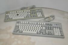 Two (2) Silicon Graphics Sgi Granite Keyboard 062-0002-001 Rt6856E Ps/2 - Read |
