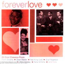 V/A - Forever Love (UK 25 Tk CD Album) (Sld) (Easy Listening)